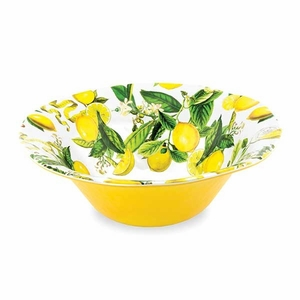 Lemon Basil Large Bowl - Click to enlarge