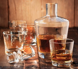 Libbey 6 Piece Perfect Decanter Set - Click to enlarge