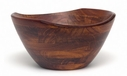 Lipper Cherry Large Wave Salad Bowl