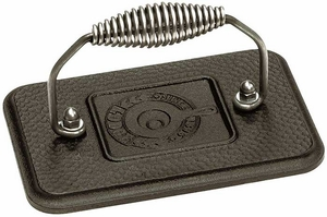 Lodge Logic Seasoned Cast Iron Grill Press - Click to enlarge