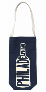 Maptote Philly Wine Bag Denim - Click to enlarge