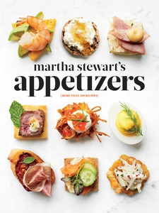 Martha Stewart's Appetizer's - Click to enlarge