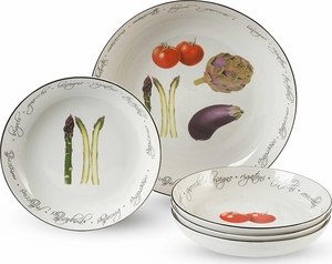 Maxwell & Williams 5 Piece Pasta Set - Click to enlarge