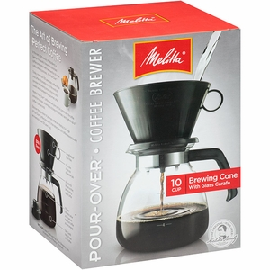 Melitta Manual Coffee Maker - Click to enlarge