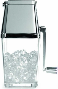 Metrokane Clear Retro Ice Crusher - Click to enlarge