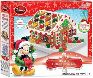 Mickey's Holiday House Cookie Kit - Click to enlarge