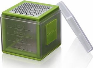 Microplane Green Cube Grater - Click to enlarge