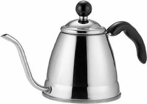Miya Pour Over Tea Kettle - Click to enlarge