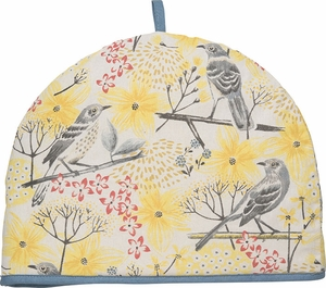Mockingbird Tea Cozy - Click to enlarge