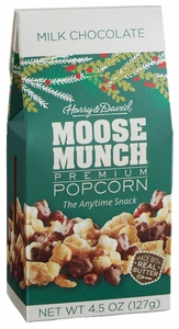 Moose Munch Milk Chocolate Popcorn - Click to enlarge