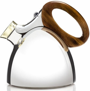Nambe Jazz Kettle - Click to enlarge