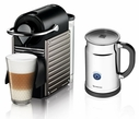 Nespresso Pixie Bundle Electric Titan