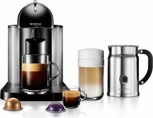 Nespresso Vertuo Bundle - Click to enlarge