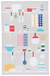Now Designs Cooks Collection Towel - Click to enlarge