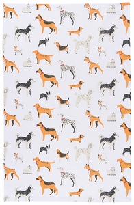 Now Designs Dog Days Towel - Click to enlarge