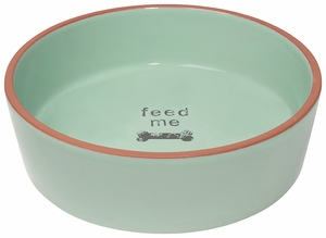 Now Designs Feed Me Dog Bowl - Click to enlarge