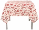 "Now Designs Holiday Toile Tablecloth 60"" x 90"""