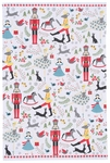 Now Designs Nutcracker Towel