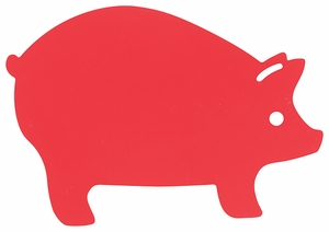 Now Designs Pig Trivet - Click to enlarge