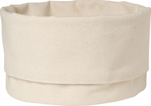 Now Designs Round Bread Basket Cotton - Click to enlarge