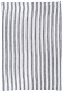 Set of 2 Striped Glass Towels - Click to enlarge