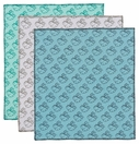 Now Designs Set of 3 Dust Bunny Cloths