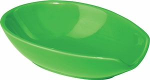 Oggi Ceramic Spoon Rest Green - Click to enlarge