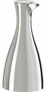 Oggi Mirror Polished Stainless Steel Cruet - Click to enlarge