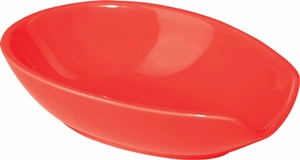 Oggi Ceramic Spoon Rest Red - Click to enlarge