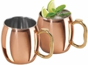Oggi Set of 2 20 oz Moscow Mule Mugs