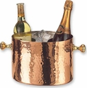 Old Dutch Copper Double Champagne Cooler