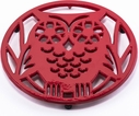 Old Dutch Red Owl Trivet