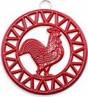 Old Dutch Red Rooster Trivet
