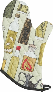 Olive Oil Oven Mitt - Click to enlarge