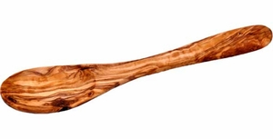 Olivewood 12&#34 Spoon - Click to enlarge