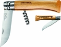 Opinel Corkscrew Wine & Cheese Knife