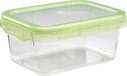 Oxo Green Lock Top Container 30 oz Rectangle