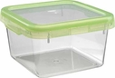 Oxo Green Lock Top Container 50.7 oz Square