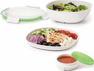 Oxo On-the-Go Salad Container - Click to enlarge