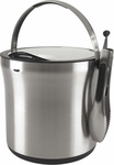 Oxo Steel 3 Piece Ice Bucket Set