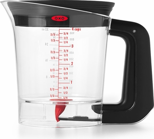 OXO  Trigger 4-Cup Fat Separator - Click to enlarge