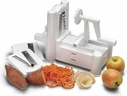 Paderno World Cuisine Spiral Slicer