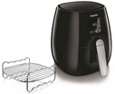 Philips Digital Air Fryer Black
