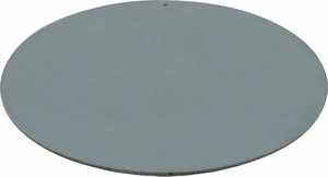 "Pizzacraft 14"" Round Pizza Steel Baking Sheet - Click to enlarge"