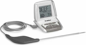 Polder Deluxe Preset In-Oven Thermometer with Ultra Probe - Click to enlarge