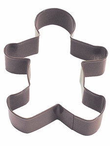Polyresin Coated Cookie Cutter- Boy - Click to enlarge