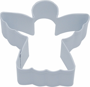 Polyresin Coated Cookie Cutter- White Angel - Click to enlarge
