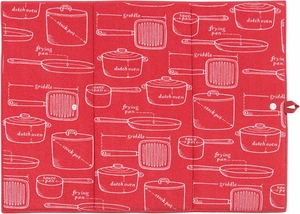 Pots & Pans Drying Mat - Click to enlarge