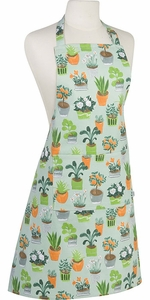 Potted Plants Apron - Click to enlarge