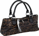 Primeware Cougar Wine Clutch